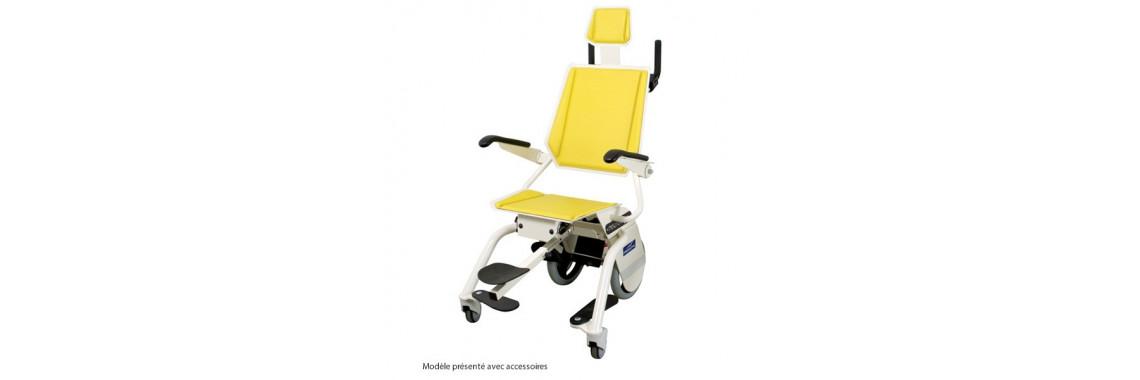 Pacientų transportavimo vežimėlis TWEEGY